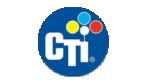 Логотип «CTI»